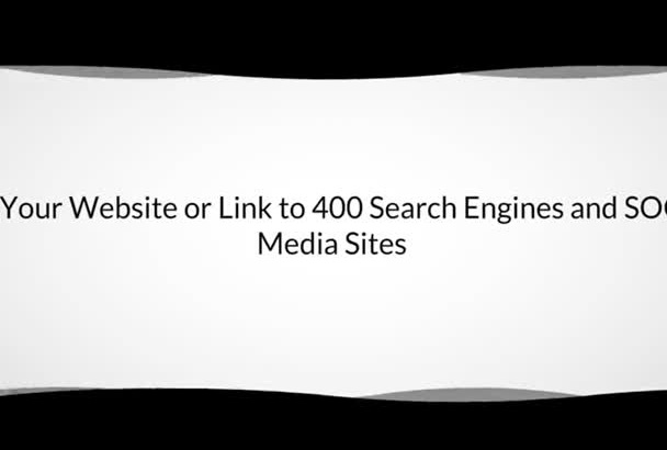 ping Your Website to Over 1400 SOCIAL Media Sites