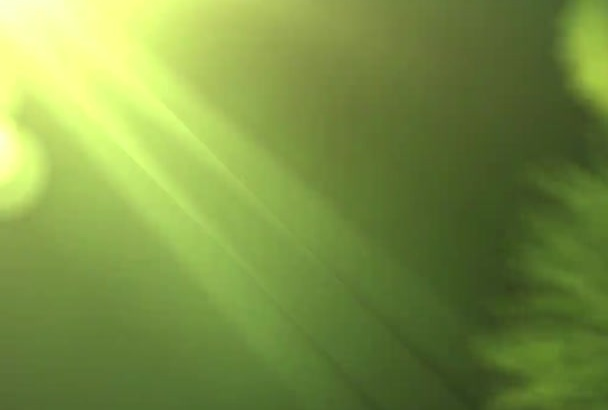 create this nice green grass intro video