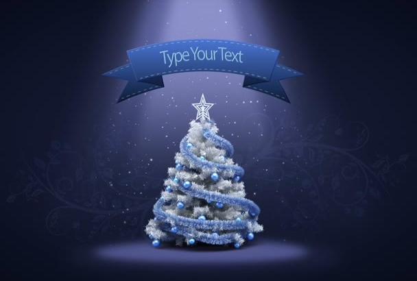 create an Amazing Video Greeting for Christmas and New Year