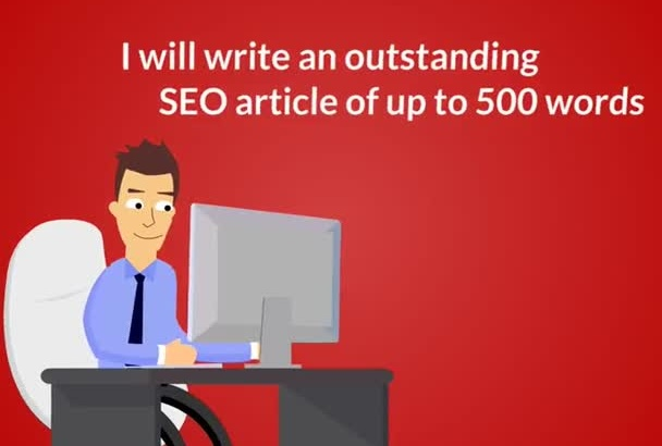 write a top notch SEO article of up to 500 words