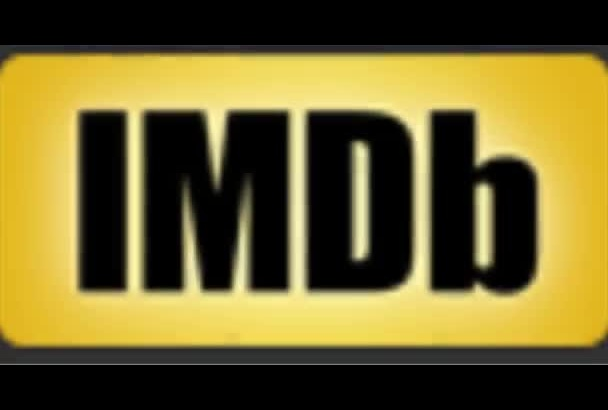 give you an IMDB credit on a Feature Film