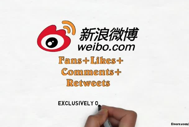 add Weibo followers and boost your Chinese social media presence