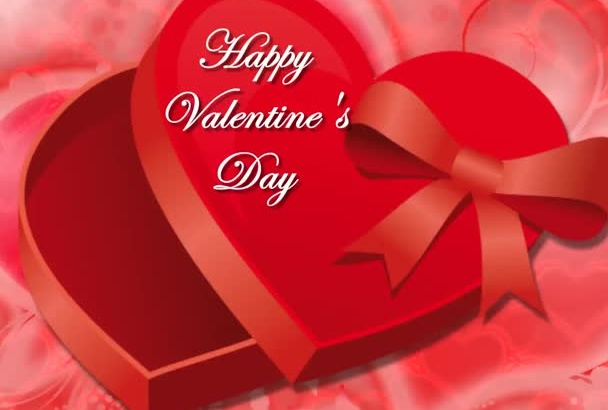 create a Valentines Day slideshow for your loved one