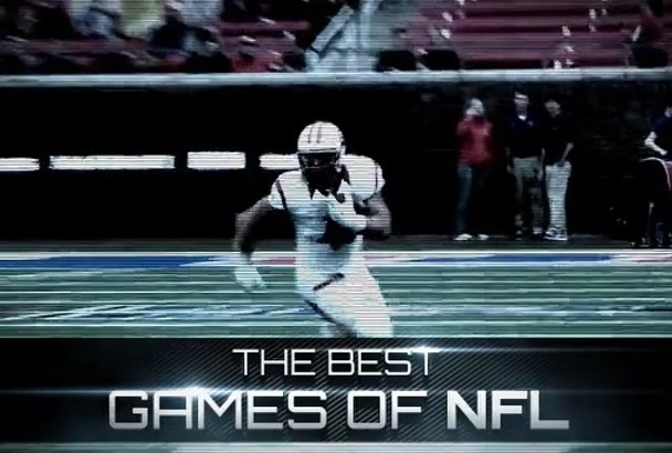 make glitch sports promo video