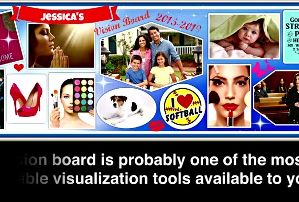create an Awesome Vision Board for you