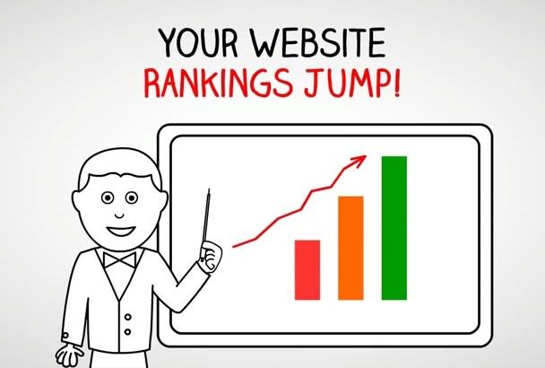 do high PR social bookmarks backlink for website blog video