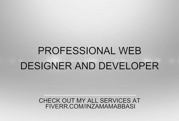 develop functional wordpress membership site