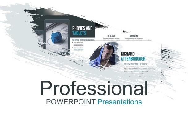 create Professional Power Point Presentation