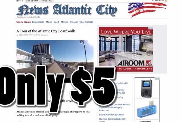 post on my Atlantic City News Blog