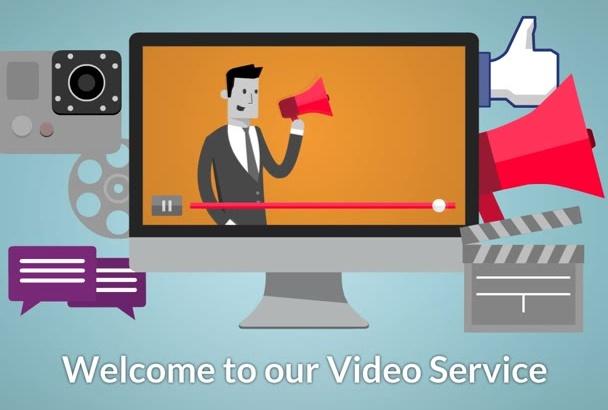 create a Unique AMAZING Explainer Animation Video