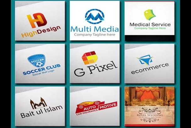 design Profesional Logo design for you