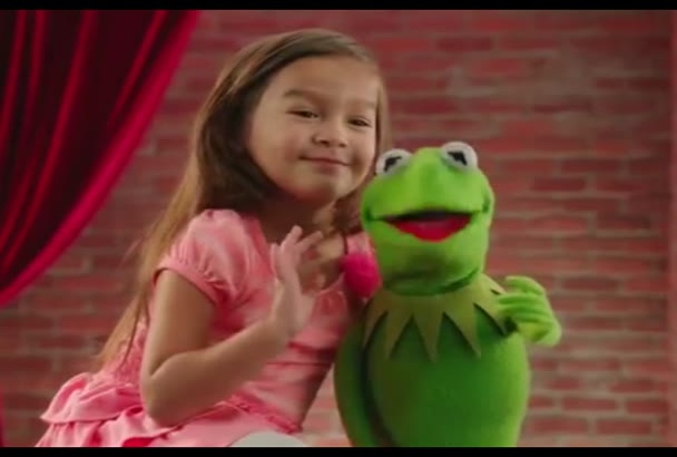 record a Kermit the Frog birthday message