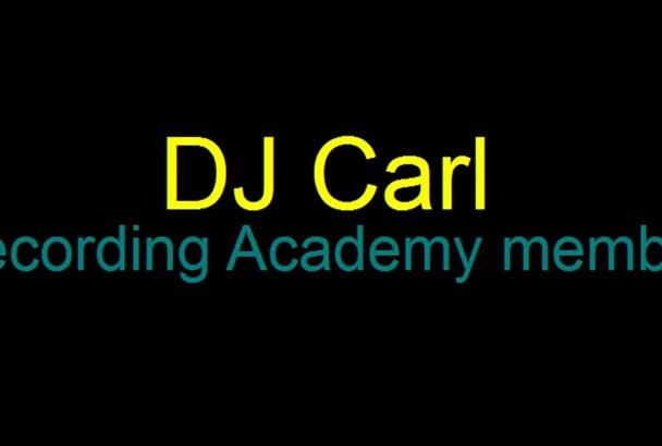 create DJ mix playlist