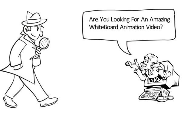 make whiteboard animation video professionally