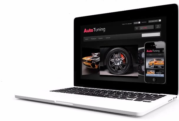 make website or company promo video