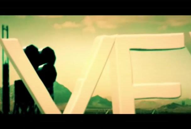 create amazing cinematic movie trailer and promo videos