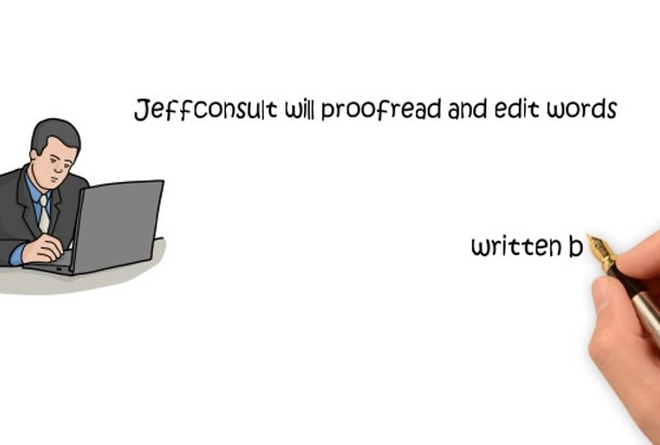 skillfully proofread and edit articles