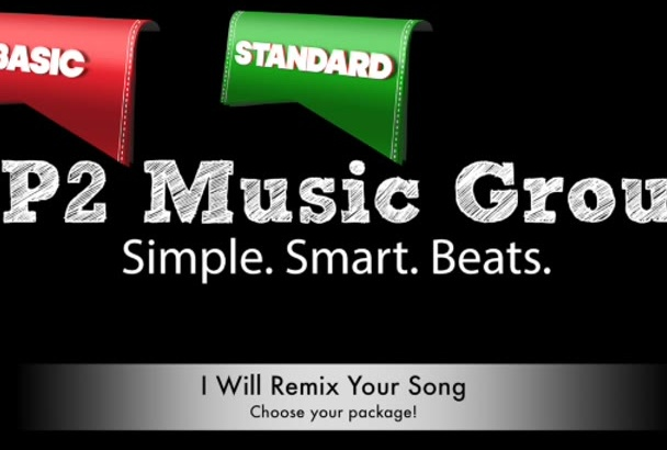 remix a song for you