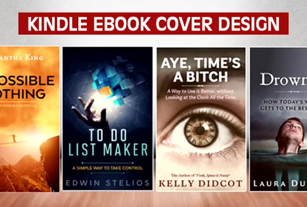 design 2 Covers For Your eBook