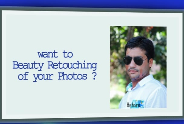 do Professional Photoshop service within 12 hours