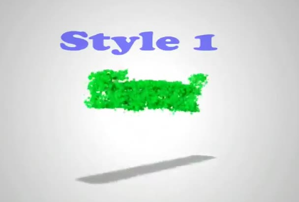 make 2 Logo intro Animation, Video Intro Professionally