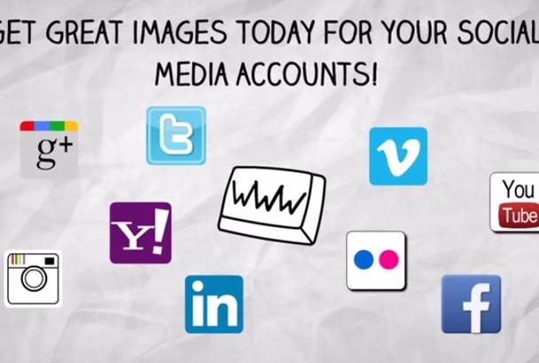 design creative Social Media Images