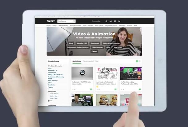 edit This Desktop Laptop Mobile Tablet Mockup WEBSITE Video
