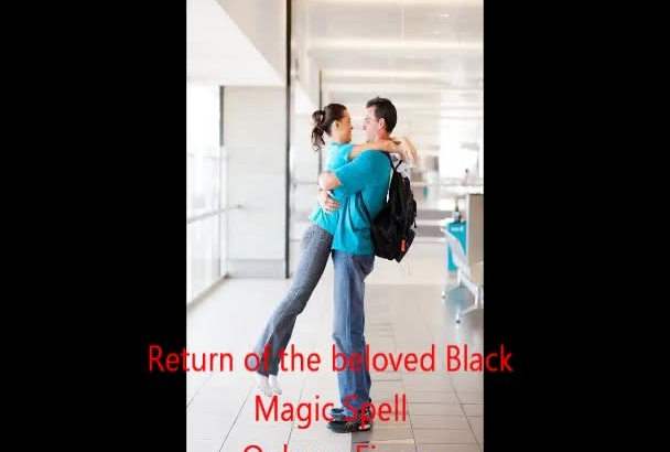 cast a return of the beloved Black Magic spell