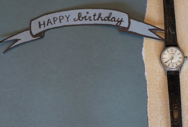 send you an adorable stop motion birthday video
