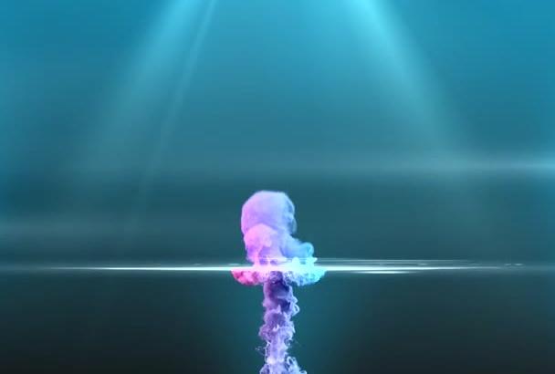 create 3 breathtaking Intro Video