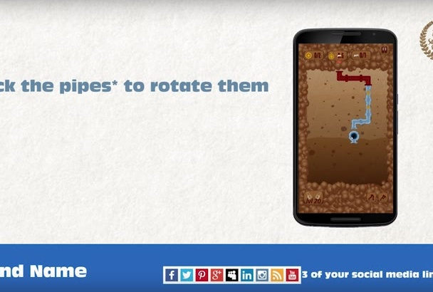 create promo video for your mobile app
