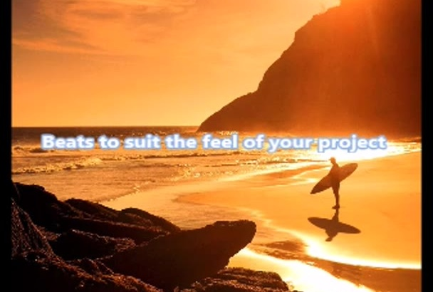 produce original beats for you