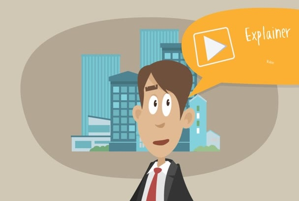 create Custom Professional Explainer VIDEO