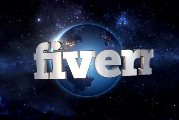 create this famous world intro video with your logo or text