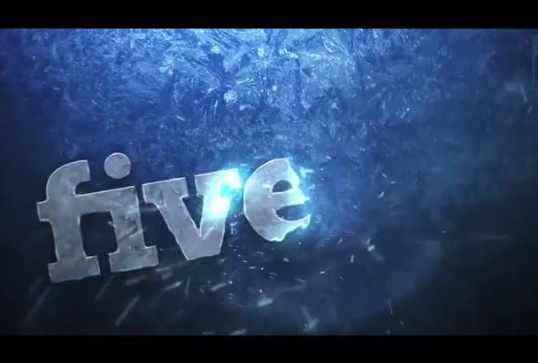 create Epic Cinematic Intro for your logo