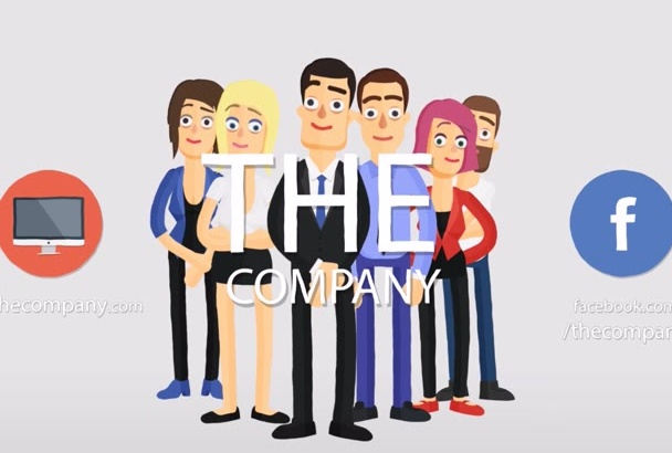 create this Advertising Animated Explainer Video