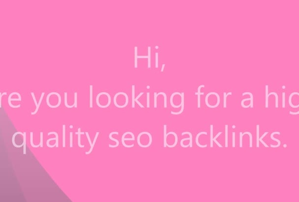 manually submit 30 top social bookmarks high quality backlinks