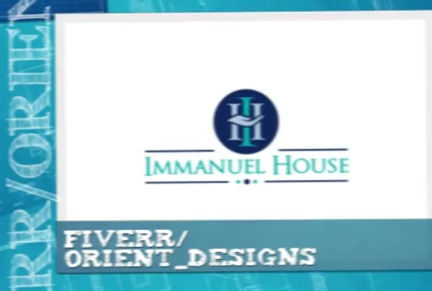design mindblowing logo just in 12 hours