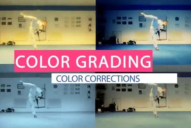 do professional video editing