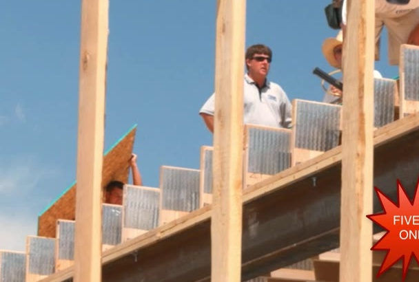 provide 4 Videos for a Roofing Contractor