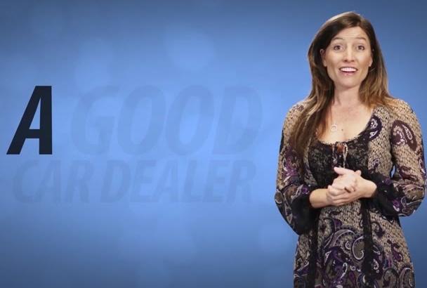 create Car Dealer COMMERCIAl in 12hrs