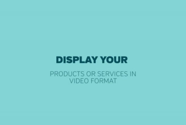 create a CORPORATE Slideshow Video Presentation