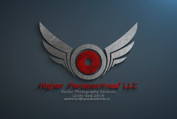 create amazing 3d logo intro for you