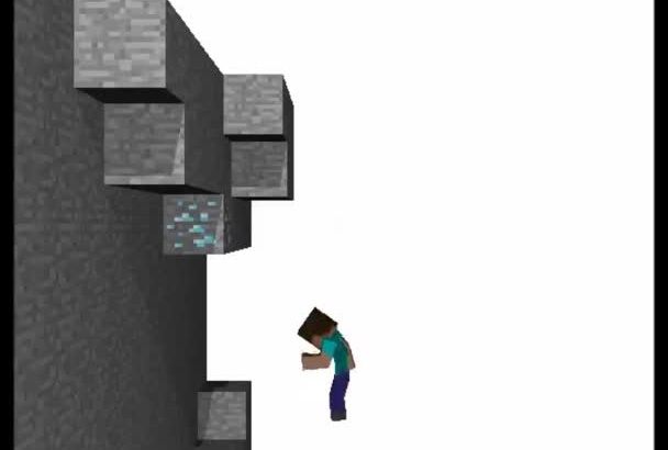 do a cool minecraft intro