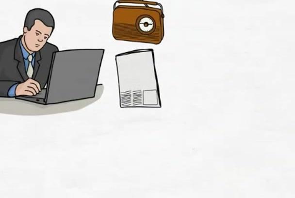 make Professional Whiteboard Animations