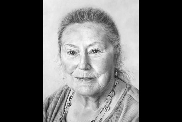 draw a pencil portrait for you and your love