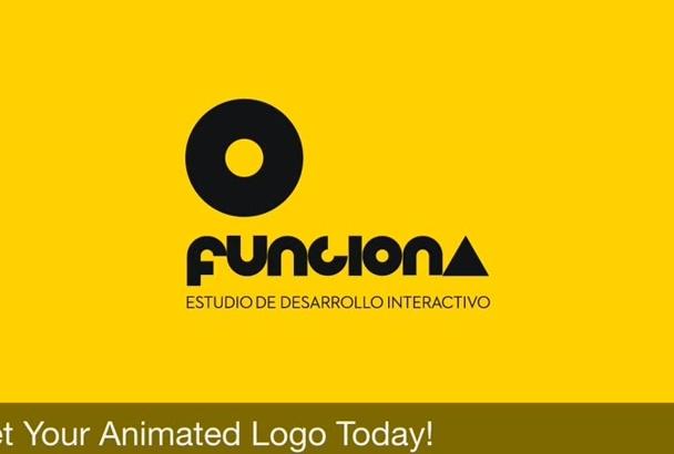 design SENSATIONAL Logo Animation Intro