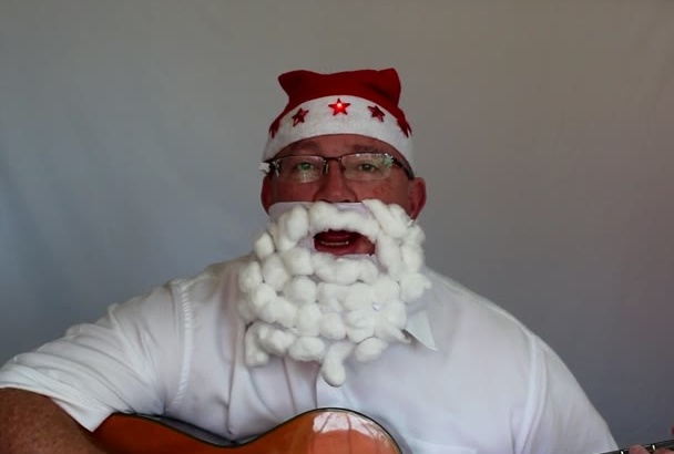 write and Perform a Musical Christmas Card