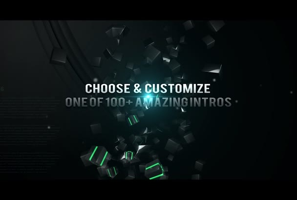 create a CUSTOMIZED intro of the best 100 plus options