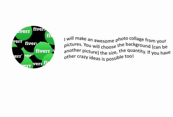 make an Awesome Photo Collage from your Pictures